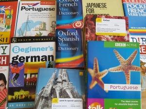 языки, словари