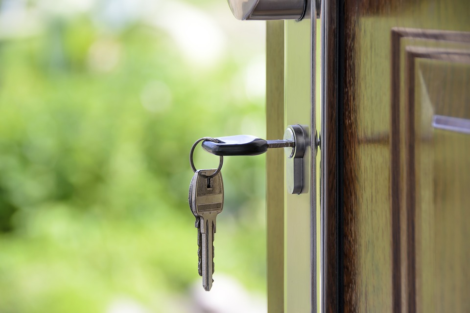ключ квартира