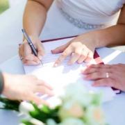 Оформление брачного договора: стоимость у нотариуса Москвы